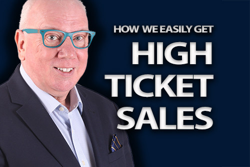 High Ticket Sales