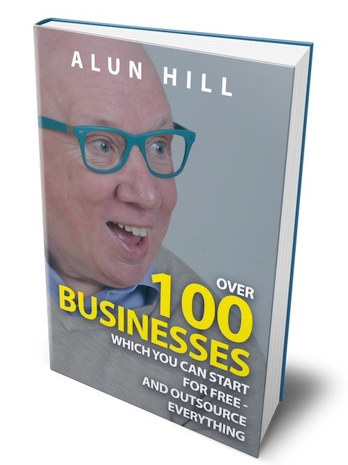 Over100BusinessesWhich You Can Start For Free - And Outsource Everything