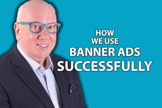 How We Use Banner Ads Successfully