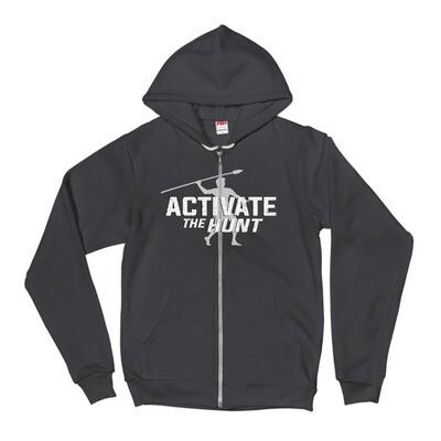 ACTIVATE Zip Hoodie