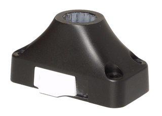 Fish-On!® Locking Surface Mount - Black