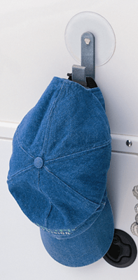 Utility Hook 2 Pack - Graphite
