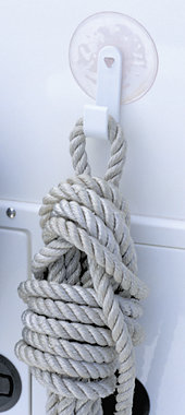 Utility Hook 2 Pack - White
