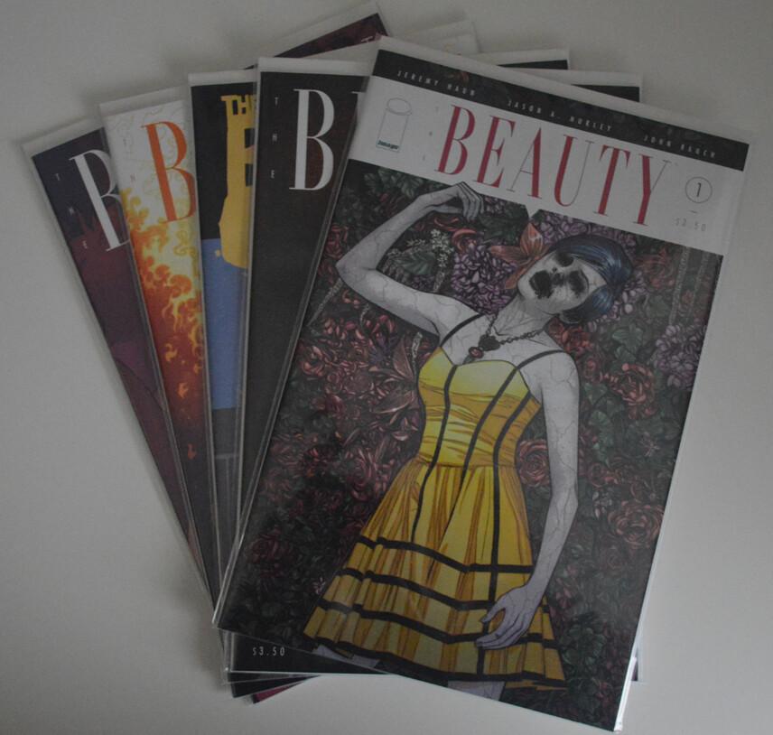 Beauty #1-5