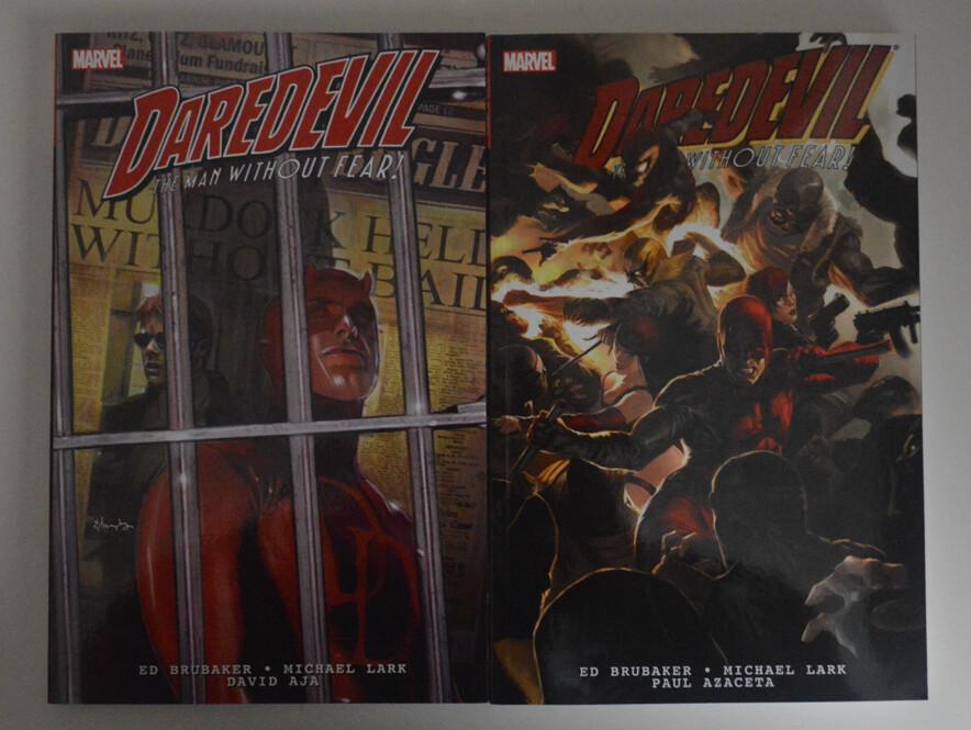 Daredevil Ultimate Collection VOL 1-2