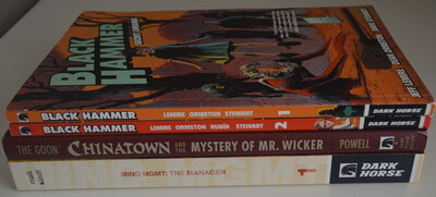 Dark Horse TPB/OGN Lot
