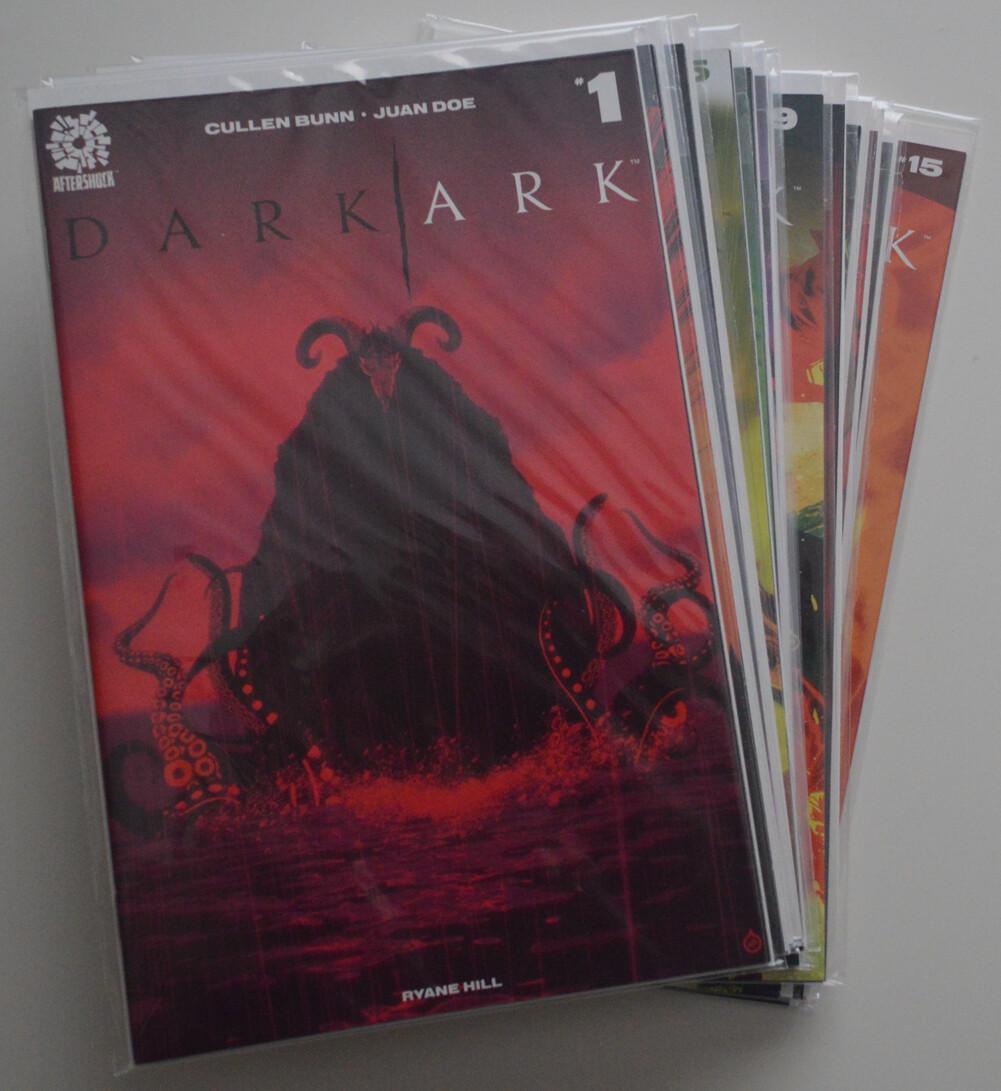 Dark Ark VOL 1