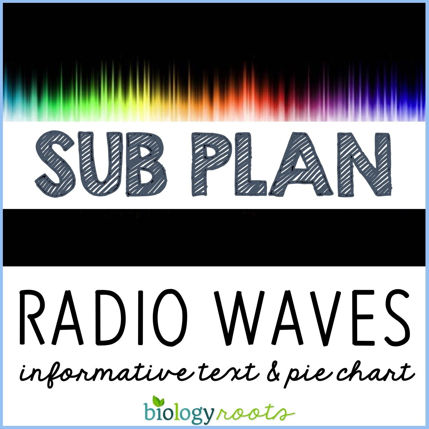 Science Literacy Sub Plan- RADIO WAVES