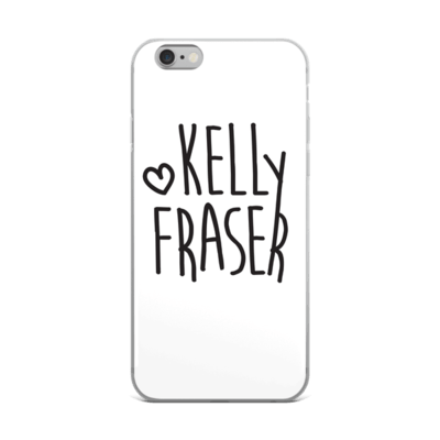Kelly Fraser iPhone Case