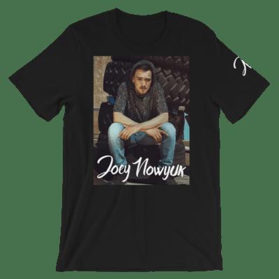 Joey Nowyuk Photo Short-Sleeve Unisex T-Shirt