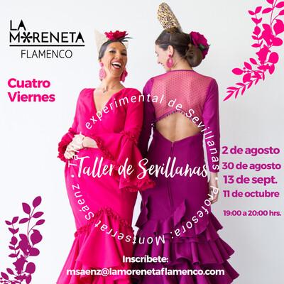 Taller de Sevillanas (4 clases)