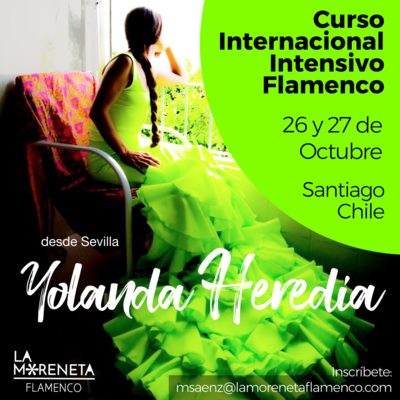 Curso Yolanda Heredia (2 Bloques)