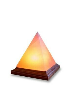 Λάμπα από Αλάτι Ιμαλαΐων Πυραμίδα Μεγάλη