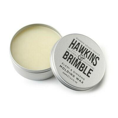 Hawkins & Brimble Molding Hair Wax 100ml (κερι για styling)