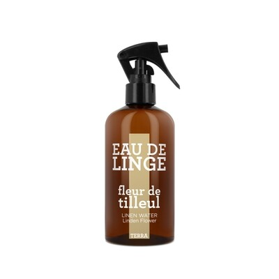 Compagnie De Provence 300ml - Linden Flower, Terra Linen Water Spray