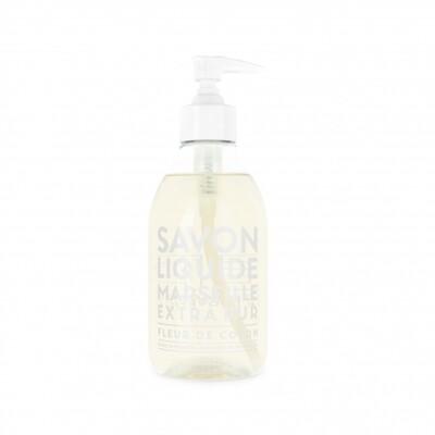 Compagnie De Provence 300ml Cotton Flower, Extra Pur Liquid Marseille soap