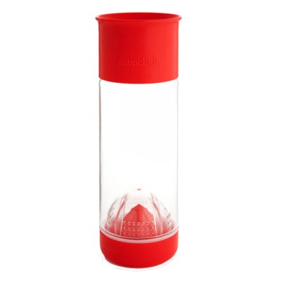 MUNCHKIN MIRACLE FRUIT INFUSER 590ML RED
