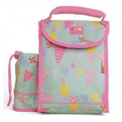 LUNCHBOX BACKPACK (KINDER) PINEAPPLE BUNTING