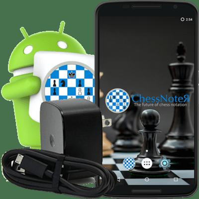 ChessNoteR N6 Marshmallow Bundle