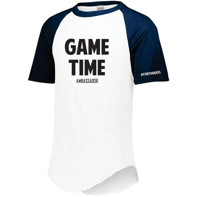 Unisex Game Time VIP Ambassador T-Shirt