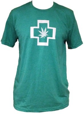 Green Cross Unisex T-shirt