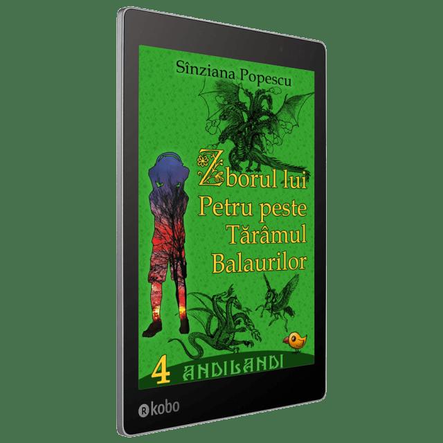 Zborul lui Petru peste Tărâmul Balaurilor (ePub) e002
