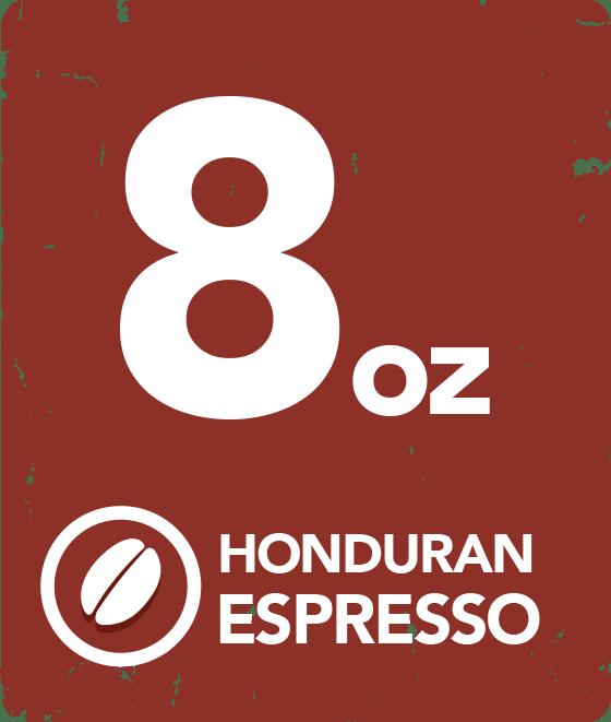 Honduran Espresso Blend - 8 oz Bag 19105