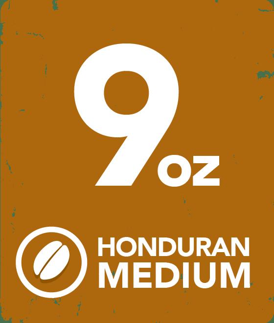 Honduran Medium - 9 oz. Packets or Cases starting at: 9MEDIUMCB