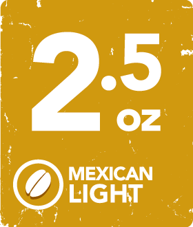 Mexican Light - 2.5 Ounce Wholesale Labeling starting at: 2.5LIGHTWLCB