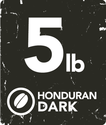 Honduran Dark - 5 Pound Bag