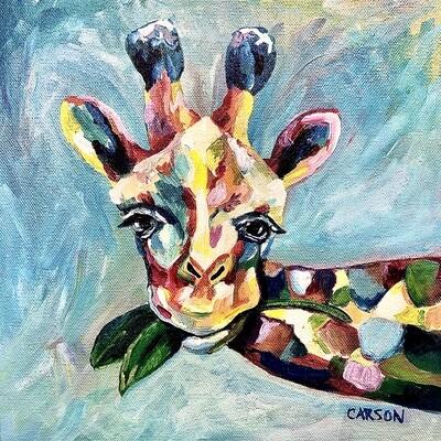 Giraffed