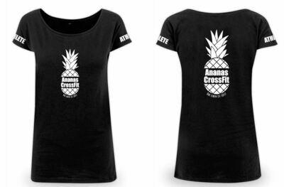 Frauen Shirt (Shirt Logo / Tank CrossFit / Tank Logo)