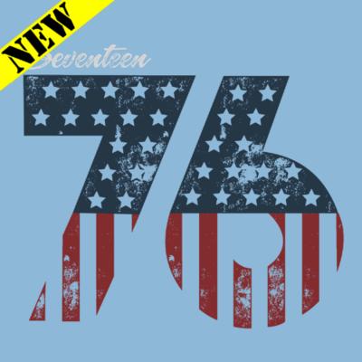 T-Shirt - Seventeen 76
