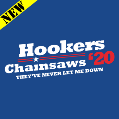 T-Shirt - Hookers 2020