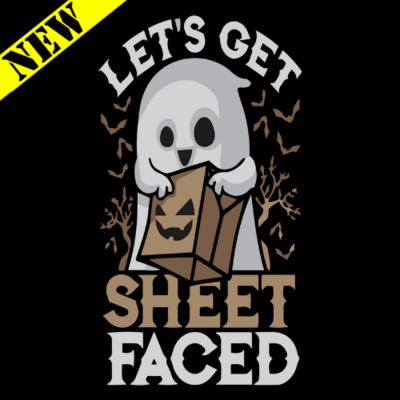 T-Shirt - Sheet Faced
