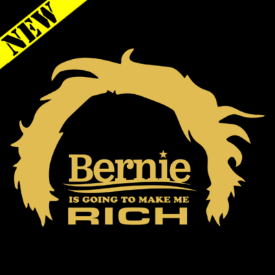 T-Shirt - Feel the Bern