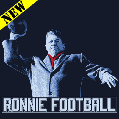 T-Shirt - Ronnie Football