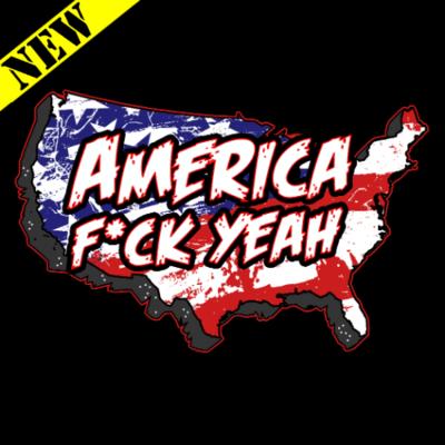 Tank Top - America. F*ck Yeah