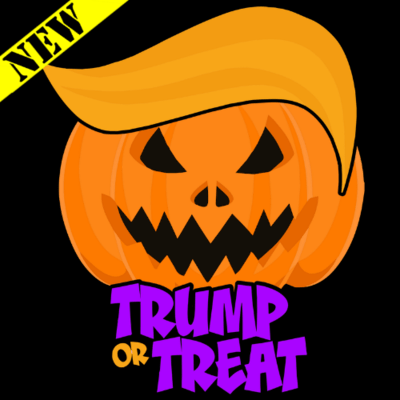 T-Shirt - Trump or Treat
