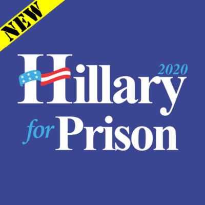 T-Shirt - Hillary for Prison 2020