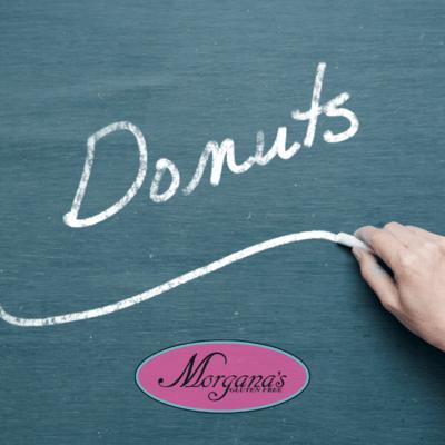 Donut- Dairy Free