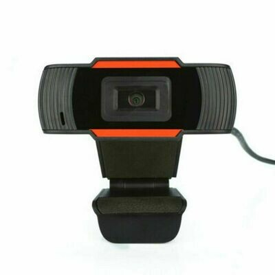Webcam for Windows & Apple Compatible HD Camera and Microphone