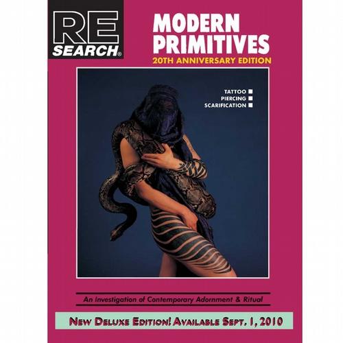 Modern Primitives DELUXE 20th Anniversary Edition ModernPrimitives