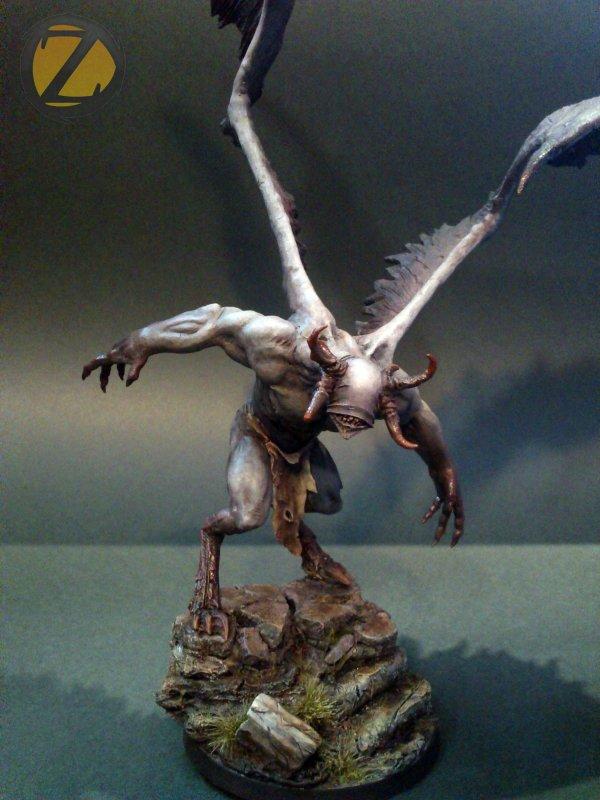 Faceless Greater Demon Fantasy Models Zealot Shop