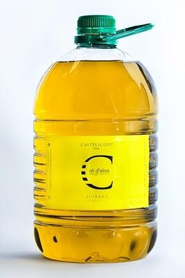 5l. Oli d'oliva verge extra AOVE 100% Arbequina