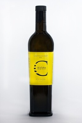 750cl. Oli d'oliva verge extra AOVE 100% Arbequina