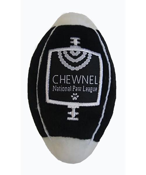 Dog Diggin Designs Chewnel Football Toy