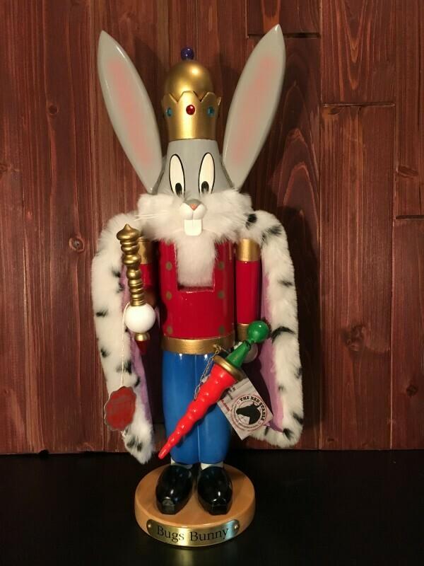 Bugs Bunny Nutcracker