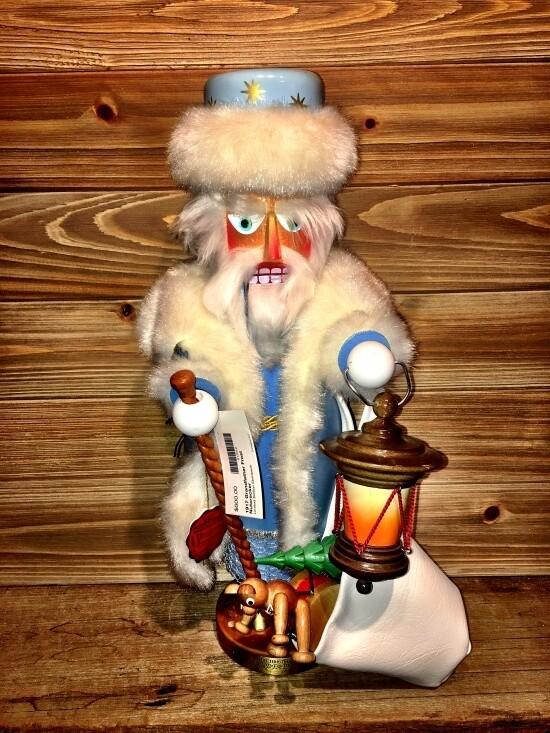 Grandfather Frost Nutcracker