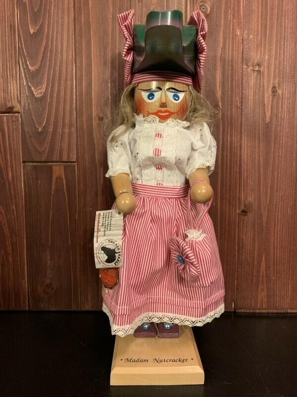 Candy Striper Madame Nutcracker